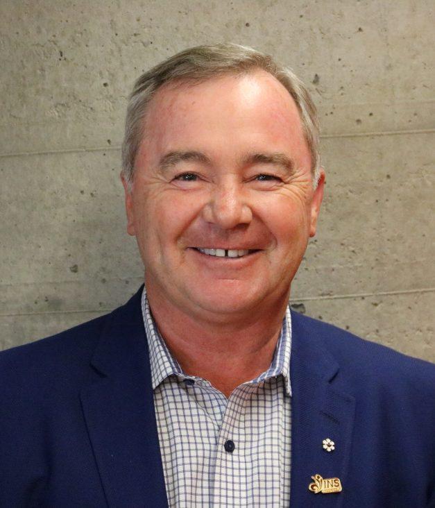 Tom Quinn Président du conseil d'administration