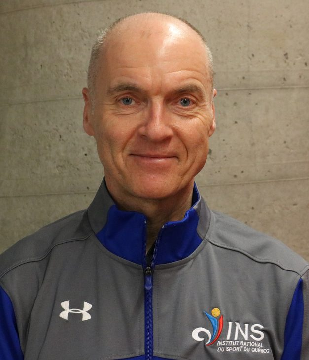 Guy Thibault, Ph. D. Directeur, Sciences du sport